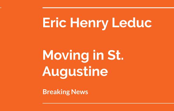 Indicators on florida Mover, Eric Leduc You Need To Recognize